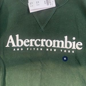 Abercrombie and Fitch crew neck sweater SoftAF